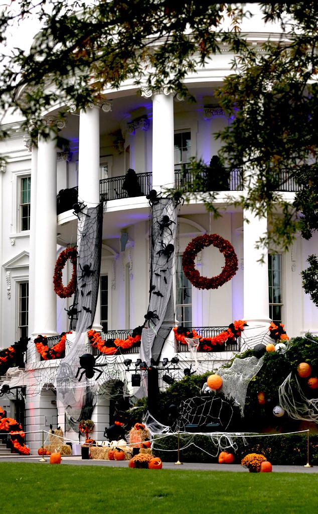The White House, Halloween