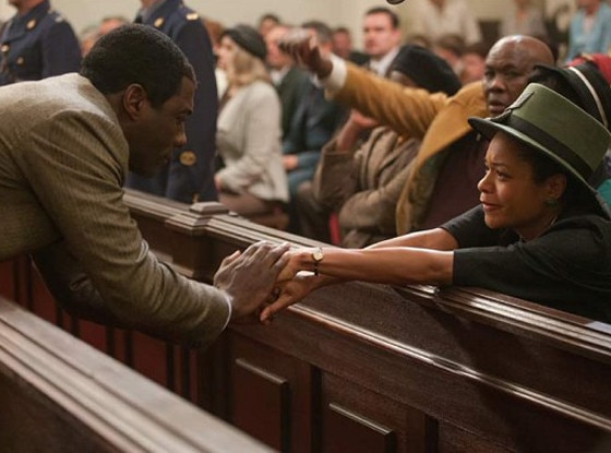 Idris Elba, Naomie Harris, Long walk to freedom