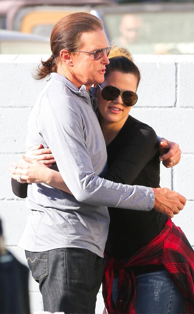 Bruce Jenner, Khloe Kardashian
