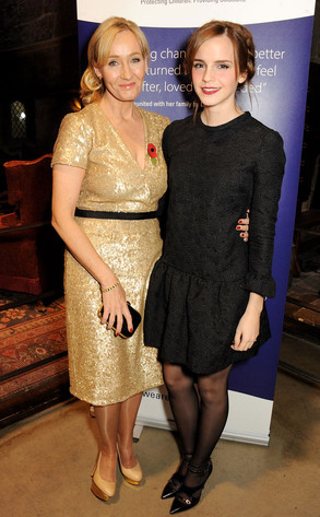 J.K. Rowling, and Emma Watson