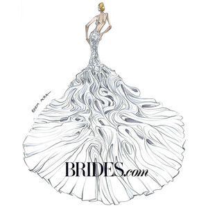 Kim Kardashian's Wedding Dress: Bridal Designers Share