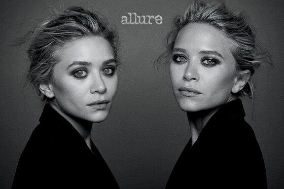 Mary-Kate Olsen, Ashley Olsen, Allure
