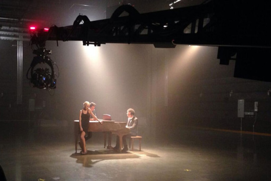 Christina Aguilera, Twitter, Music Video