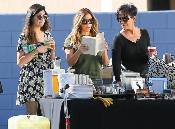 Kim Kardashian, Yard Sale