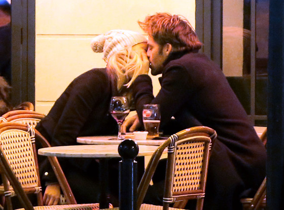 Chris Pine And Girlfriend Ris Bjrk Jhannesdttir Still