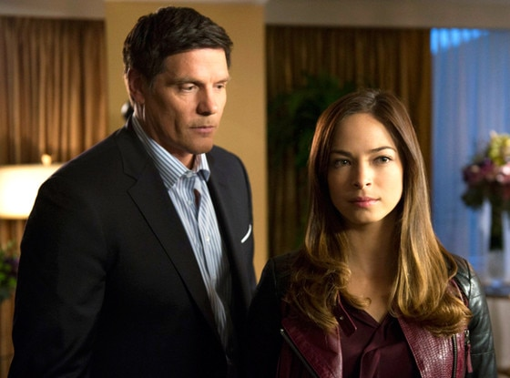 Beauty and the Beast, Paul Johansson, Kristin Kreuk