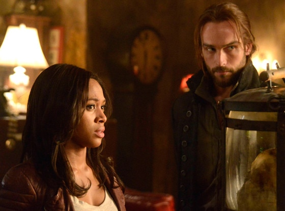 Sleepy Hollow, Tom Mison, Nicole Beharie