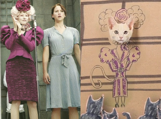 Hunger Games, Cats