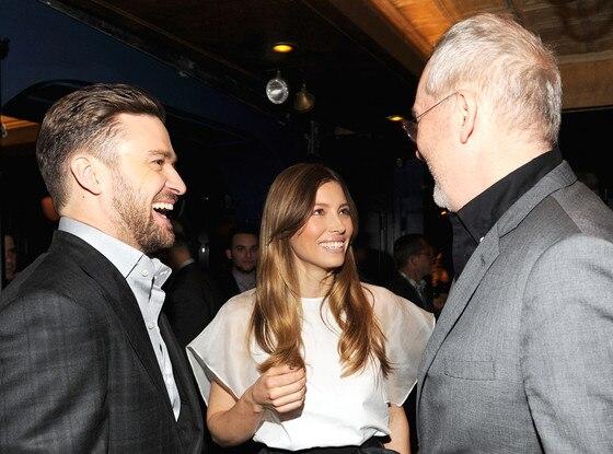 Justin Timberlake, Jessica Biel, Jim Moore, GQ