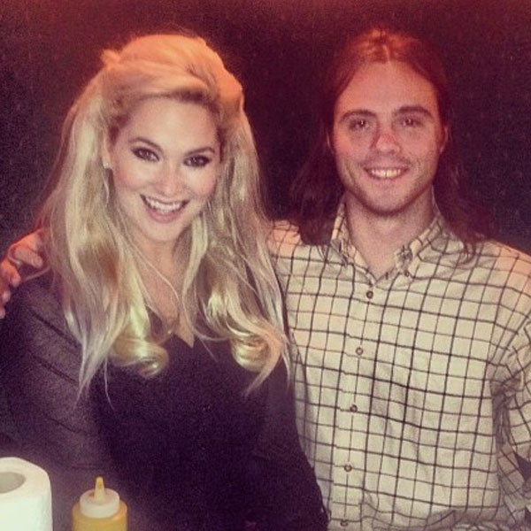Whitney Thompson, Ian Forrester