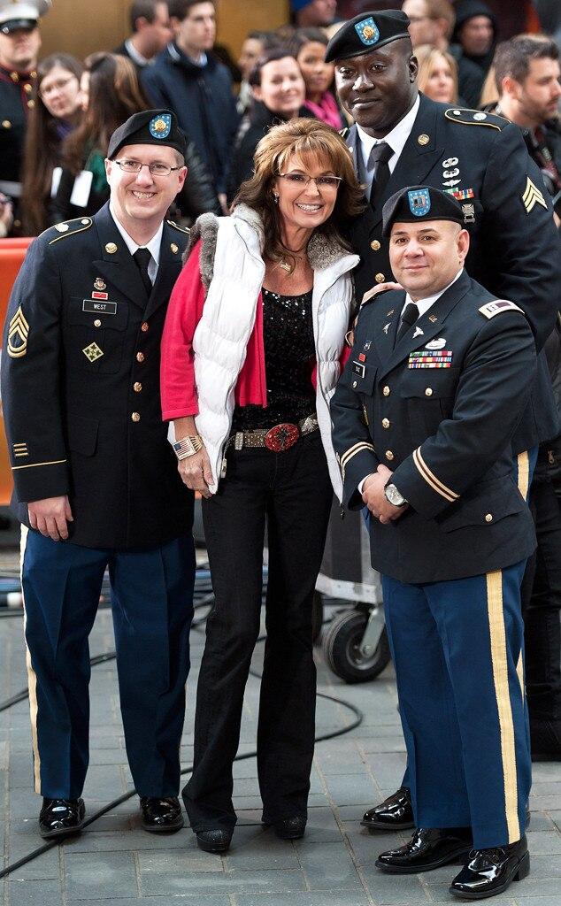 Sarah Palin, Veteran's