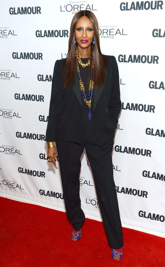 Iman, Glamour Awards