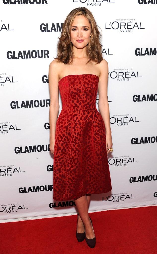 Rose Byrne, Glamour Awards
