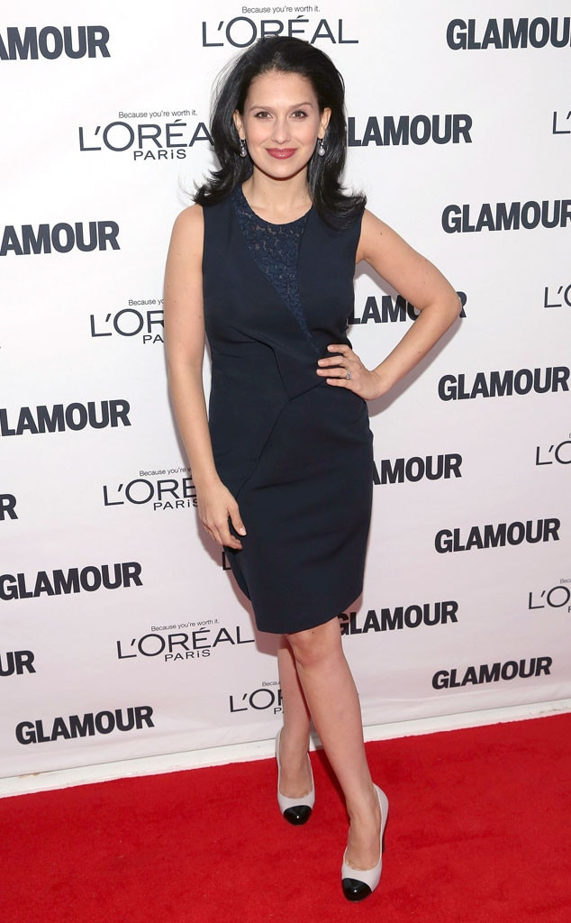 Hilaria Baldwin, Glamour Awards