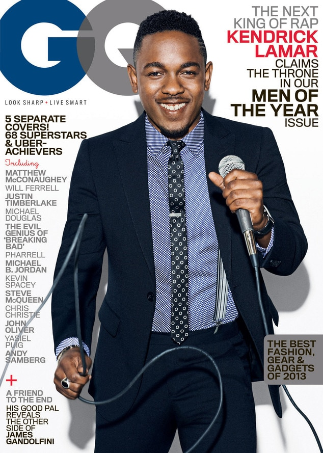 GQ, Men of the Year, Kendrick Lamar