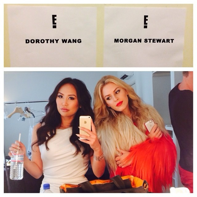 Dorothy Wang, Instagram