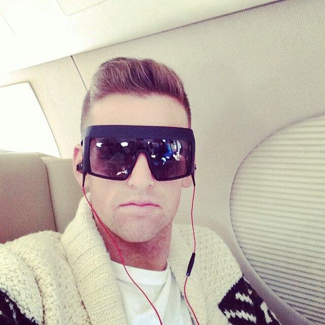 Jonny Drubel, Instagram