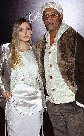 Elizabeth Olsen, Samuel L. Jackson
