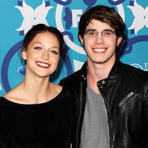 Melissa Benoist, Blake Jenner