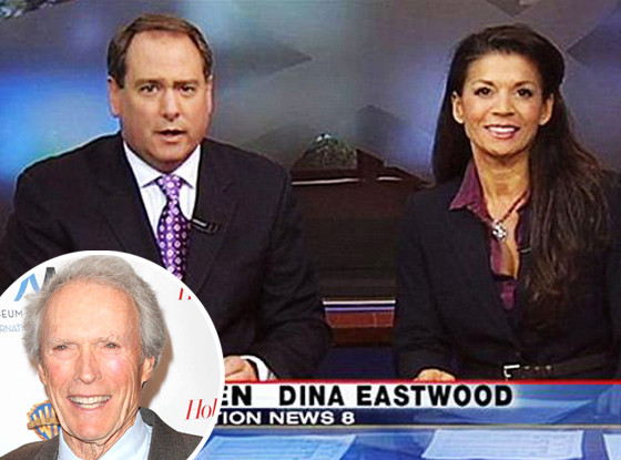 Dian Eastwood, News Anchor, Clint Eastwood