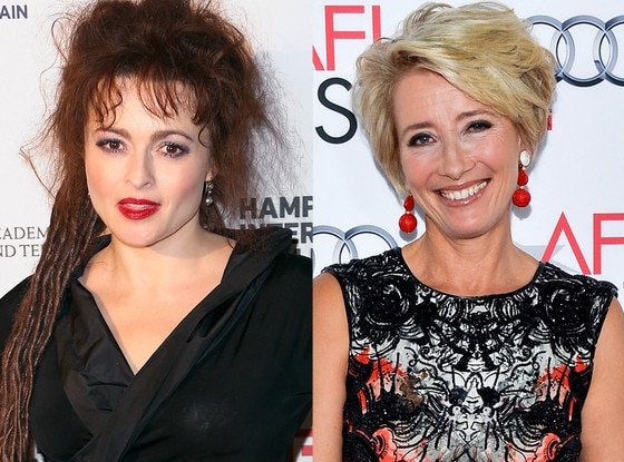 Helena Bonham Carter, Emma Thompson