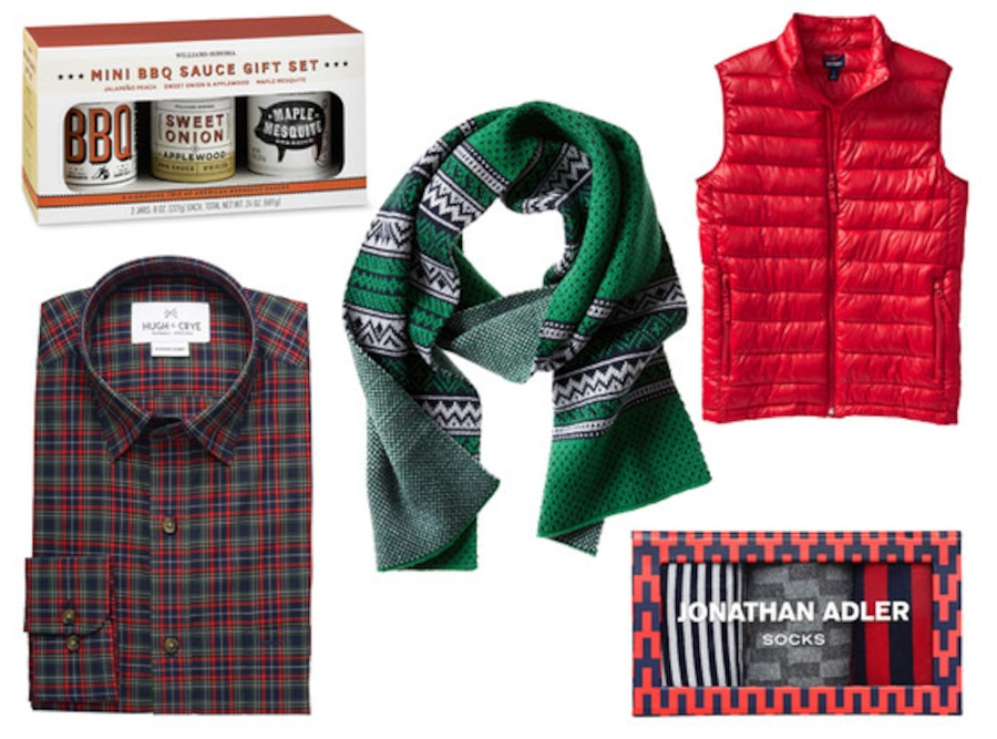 Guys Gift Guide, Collage