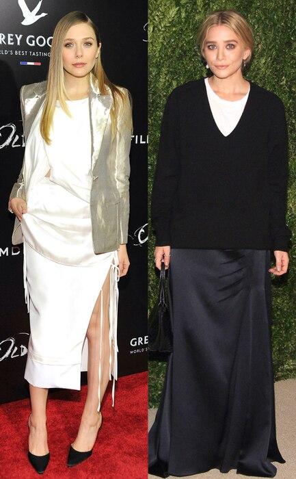 Ashley Olsen, Elizabeth Olsen