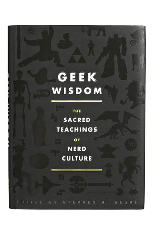 Guys Gift Guide, Geek Wisdom Book