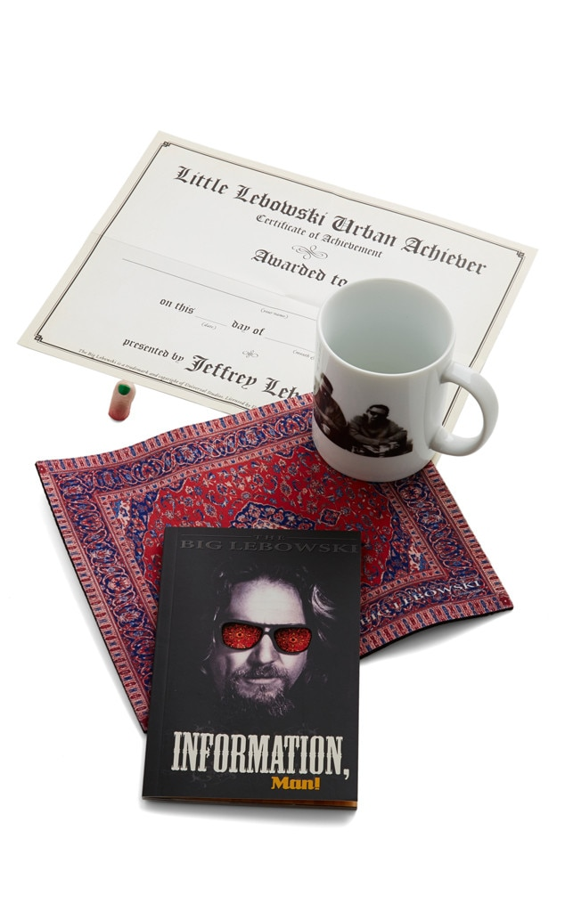 Guys Gift Guide, The Big Lebowski Kit