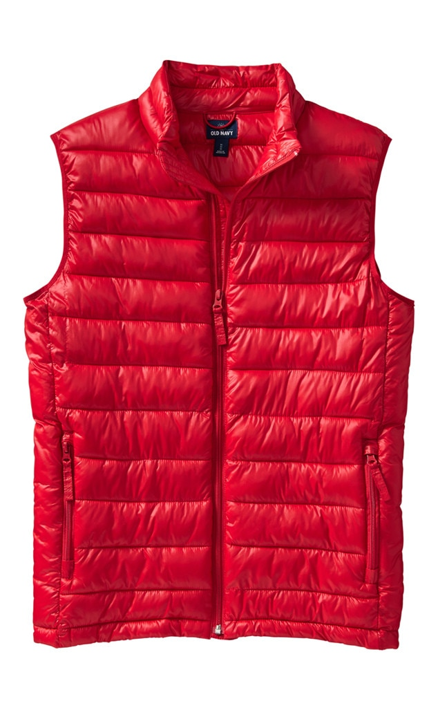 Guys Gift Guide, Old Navy Narrow Channel Vest