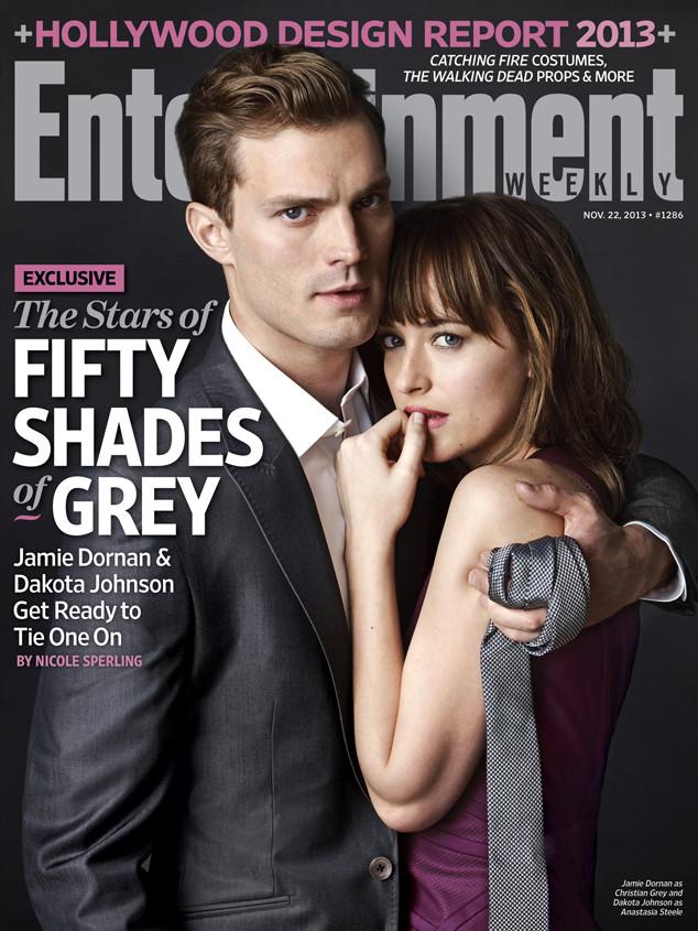 Entertainment Weekly, Jamie Dornan, Dakota Johnson