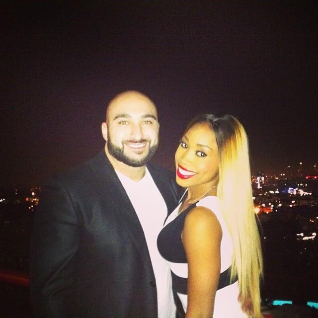 Ariane, Instagram