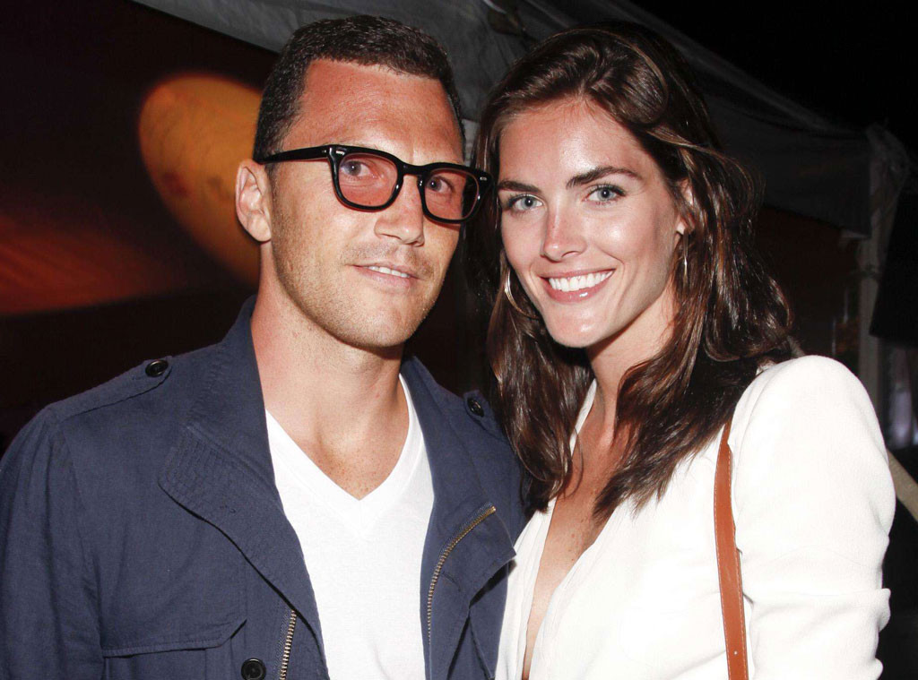 Hilary Rhoda and Sean Avery Are Married—Get the Details on ...