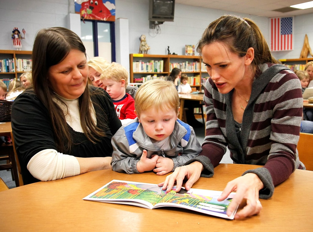 Jennifer Garner, Save the Children