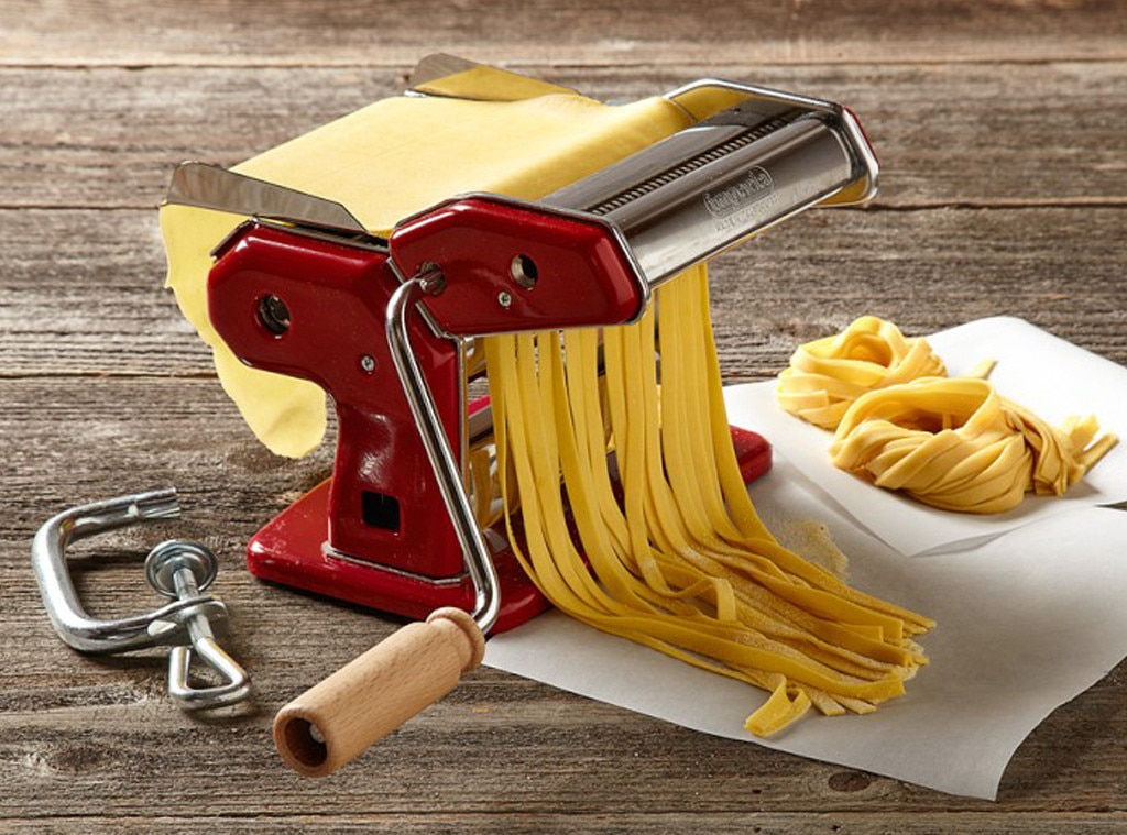 Imperia Pasta Machine, Curtis Stone's Wish List for Foodies