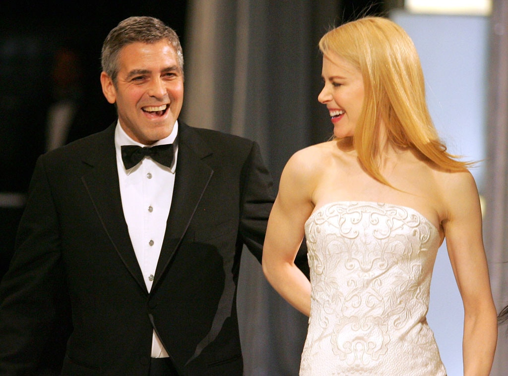George Clooney, Nicole Kidman