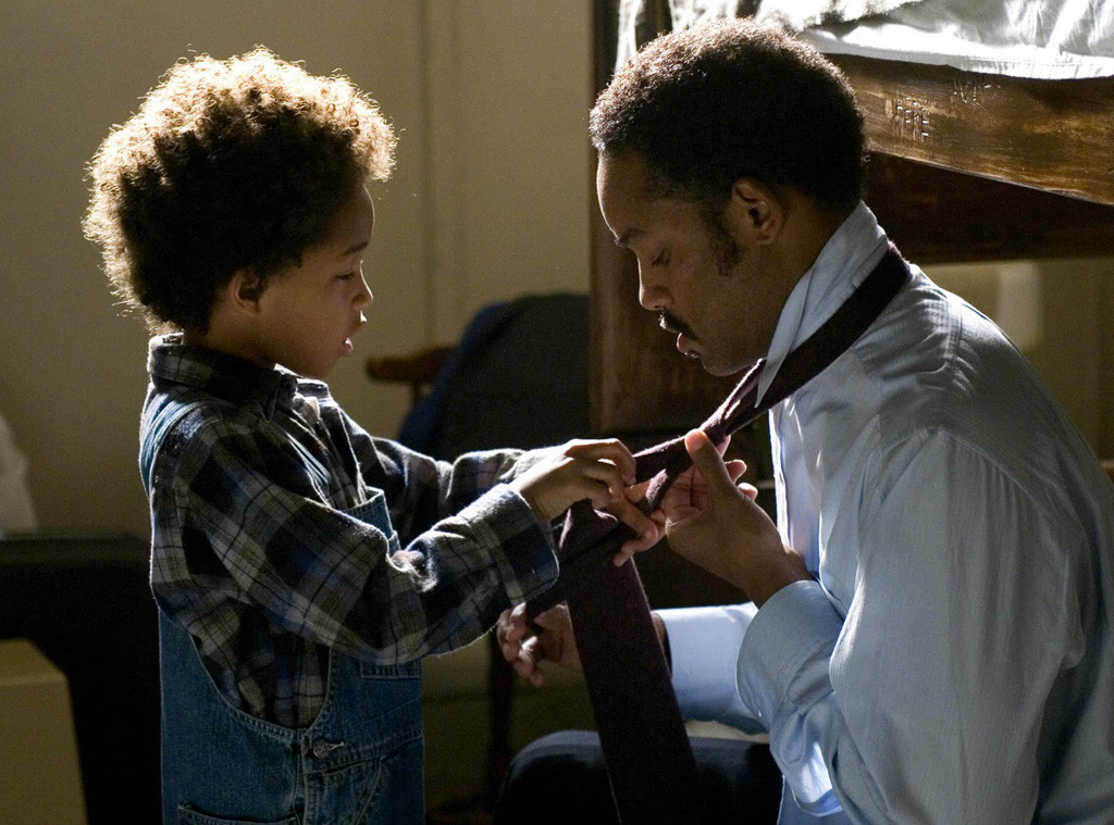 Jaden Smith, Will Smith, Pursuit of Happyness
