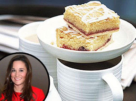 Pippa Middleton, Morello Cherry Bakewell Tart
