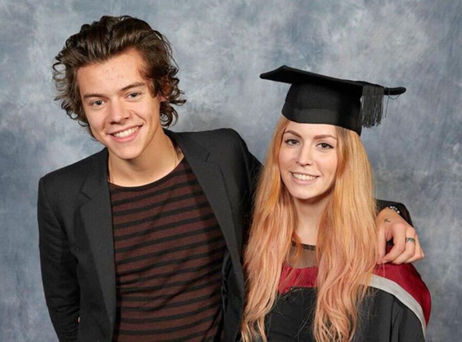 Harry Styles, Gemma Anne Styles