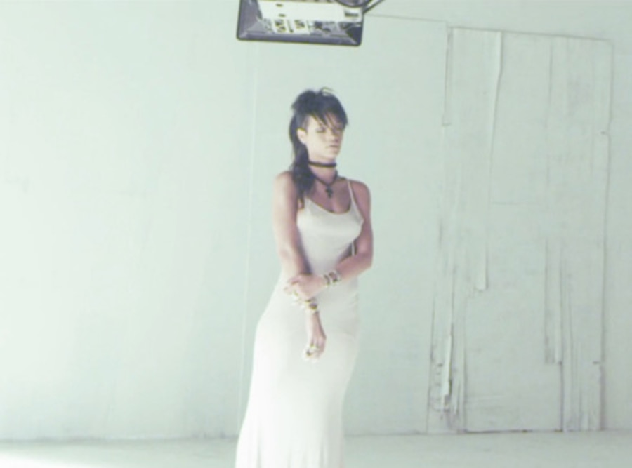 Rihanna, What Now Behind the Scenes