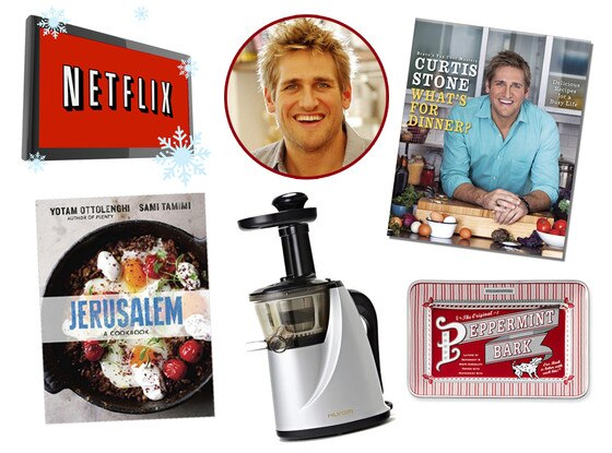 Curtis Stone's Wish List for Foodies, Curtis Stone