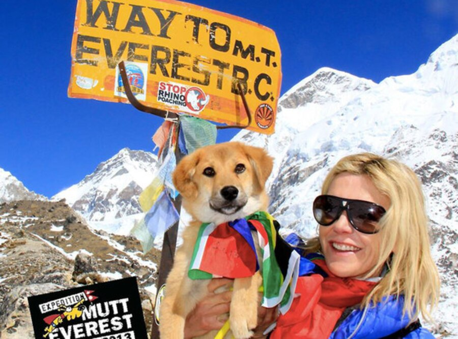 Rupee, Mutt Everest Expedition
