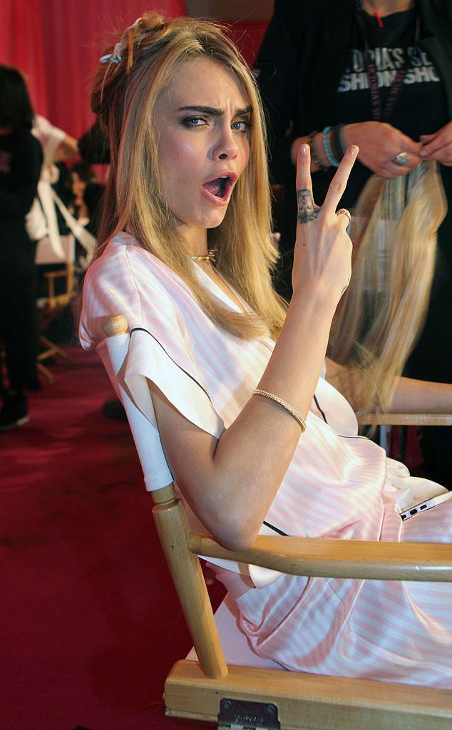Victoria's Secret Fashion Show, Cara Delevingne