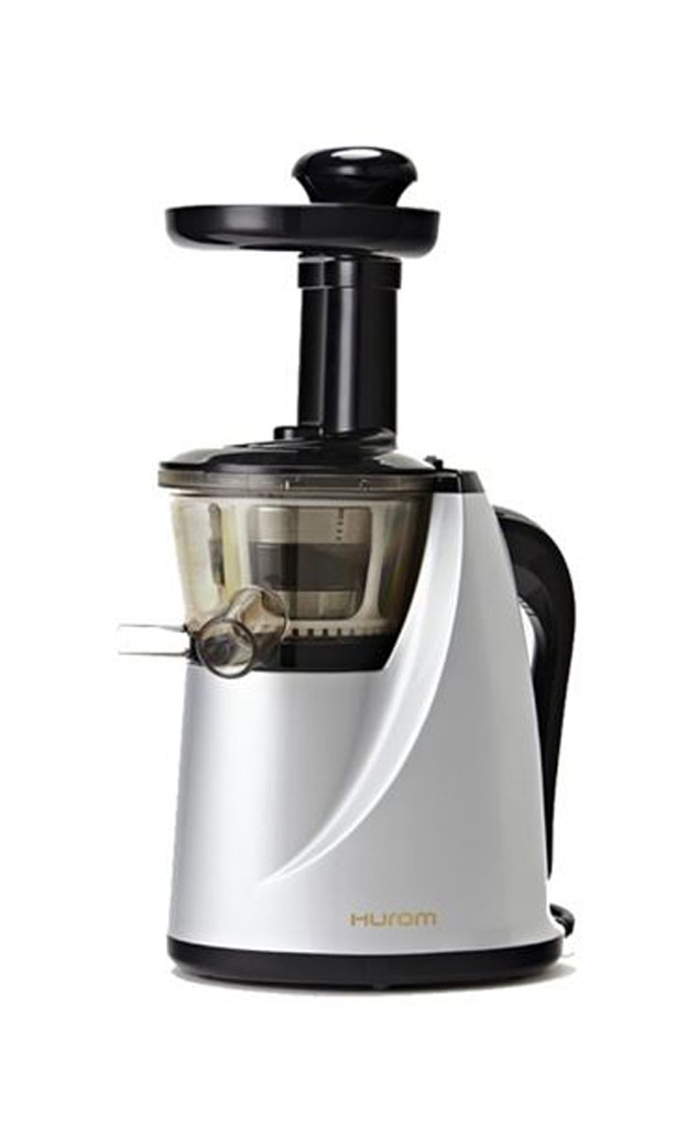 Slow Juicer Made In Germany : Hurom Slow Juicer from Curtis Stone?s Holiday Wish List E! News