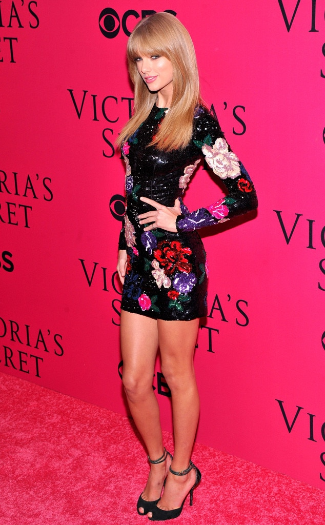 Taylor Swift, Victoria's Secret Fashion Show