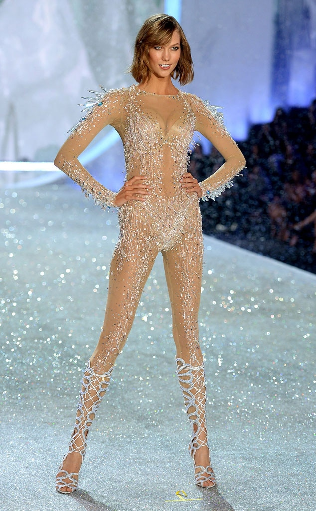 Karlie Kloss, Victoria's Secret Fashion Show