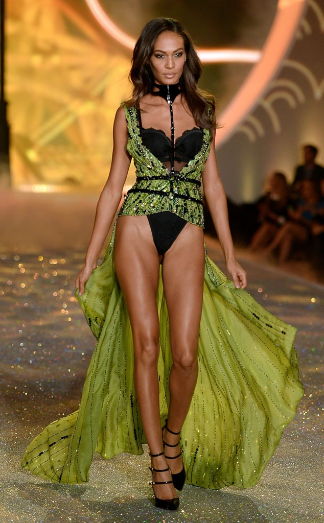 Joan Smalls, Victoria's Secret Fashion Show