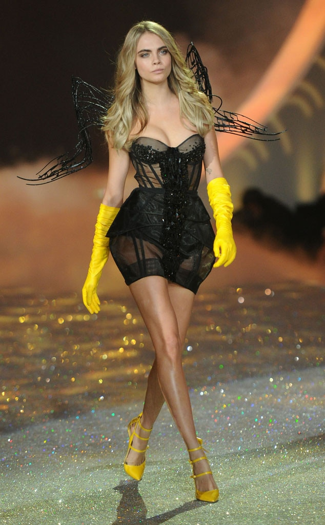 Cara Delevingne, Victoria's Secret Fashion Show
