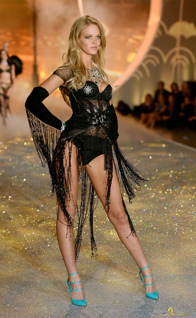 Erin Heatherton, Victoria's Secret Fashion Show