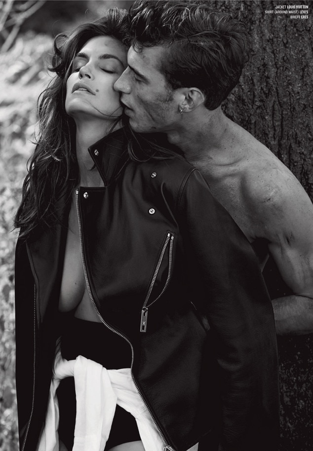 Cindy Crawford, V Magazine